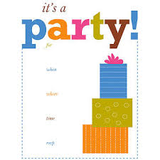 Birthday Party Invitation Birthday Invitation Etiquette Q A