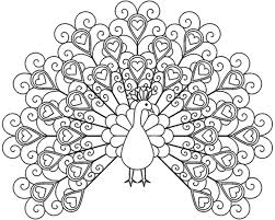 Small Picture Online Peacock Coloring Page 36 On Download Coloring Pages with