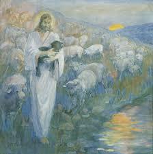 christ lost lamb art lds 193938 wallpaper jpg 1 597