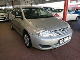 Toyota Corolla, 160i GLE, 2007 | Car or Bakkie Toyota Corolla in ...