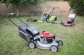 lawn mowers hero image