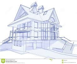 Small Picture New Blueprint Of A House Architecture Nice