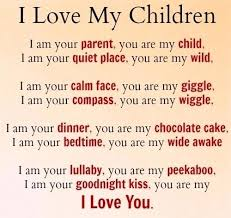 Quotes About Your Children Extraordinary I Love My Children Quotes And Sayings Amazing Love My Kids 48