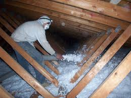 Save Money And Time Insulating Your Attic!