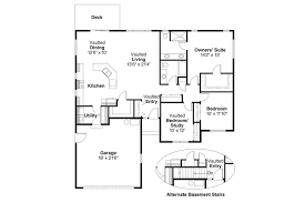 kitchen floor plans with walk in pantry awesome ranch house remarkable