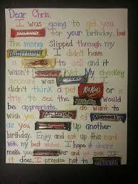 candy bar sayings for birthdays. Wonderful For Candy Bar Poster Birthday Card I Want This My BDay Is 22 Days  Away Family Peoples On Bar Sayings For Birthdays Pinterest