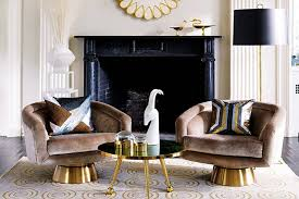 Luxury Living Rooms Furniture Custom Decorating