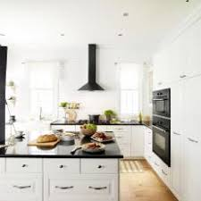 black and white country kitchen white country cottage kitchen56 white