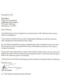 Resignation Letter Samples Career Change Resignation Letter Sample
