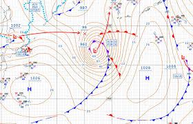 Weather Map Interpretation