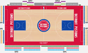 Lca Pistons Seating Chart 62 Scientific Little Caesars Arena Red Wings Seating Chart