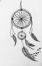 Dream Catcher Tattoo Sketch modelos de tatuagens filtro dos sonhos ornamentais Pesquisa 2