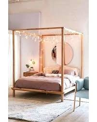 canopy beds full size