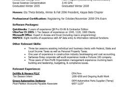 Accounts Payable Resume Entry Level Isu Billing And Invoice