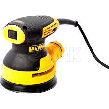 <b>Машина</b> плоско-<b>шлифовальная</b> эксцентриковая <b>DeWalt</b> DWE 6423