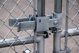 chain link fence gate latch chain link fence gate latches