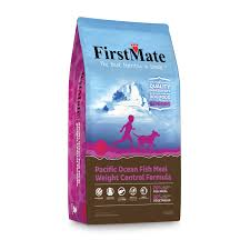 <b>FIRST MATE Pacific Ocean Fish</b> Senior / Weight Ctl Dog Food ...