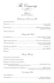 Catholic Wedding Ceremony Program Templates Catholic Wedding Ceremony Template Wedding Catholic Wedding Ceremony
