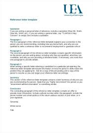 Sample Of Reference Letter For An Employee Example Reference Letter For Employee Free Character Reference