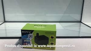 Pompa De Apa Submersibila Boyu Sp 700 230lh
