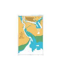Missouri River Depth Chart British Admiralty Nautical Chart 833 Yangon River Rangoon River And Approaches