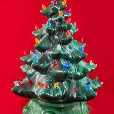 Best 25 Vintage Ceramic Ideas On Pinterest  Vintage Kitchen Ceramic Tabletop Christmas Tree With Lights