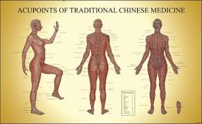 Acupuncture Chart Acupoints Of Tcm Female Clinicalcharts