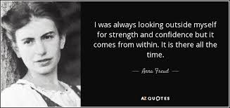 Freud Quotes New TOP 48 QUOTES BY ANNA FREUD AZ Quotes
