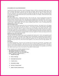 how to write an autobiography essay examples how to write an autobiographical essay for college admissions