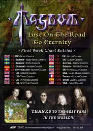Scottish Album Charts Magnum Reveal First Week Chart Positions For Lost On The