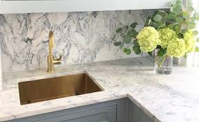 aria stone gallery bianco neve honed marble sink