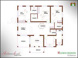 single floor 4 bedroom house plans kerala inspirational endearing