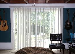 Cover Vertical Blinds Moms Eat Cold Food Hanging Curtains On A Vertical Blind Track