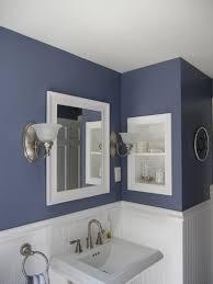 Paint Colours Bathroom Blue Brown Bathroom Decorating Ideas Top Blue Bathroom Paint Blue