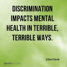 Discrimination Quotes Awesome Gilbert Herdt Quotes QuoteHD