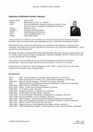 Basic Resume Examples For Part Time Jobs Filename Hong Kong Job