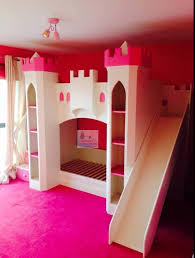 bunk bed with slide. Wonderful With Princess Castle Bunk Beds With Slide To Bunk Bed With Slide