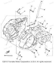 Motor crankcase kawasaki four wheeler wiring diagram