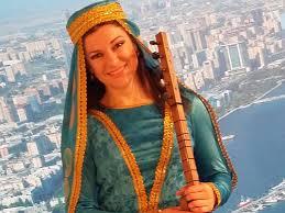 Американка ашуг на газахской свадьбе кто она что ее связывает с  Американка ашуг на газахской свадьбе кто она что ее связывает с Азербайджаном