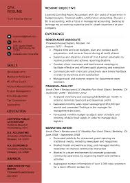 Staff Accountant Resume Samples Accountants Resume Templates Staff Accountant Free Junior