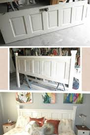 Headboard Alternative Ideas Top 25 Best Homemade Headboards Ideas On Pinterest Rustic