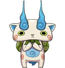 There might be slightly difference in color, because of the computer monitor settings. Komasan Yo Kai Watch Wiki Fandom