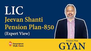 Lic Jeevan Shanti Chart Lic Jeevan Shanti Plan Review Key Features Benefits