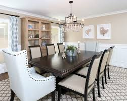 chairs outstanding wingback dining room chairs wingback dining room wing chairs