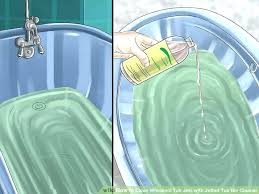 how to clean jacuzzi tub how to clean tub jets er out best way bathtub how how to clean jacuzzi