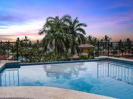 infinity pool beach house. Playa Hermosa House Rental - Ocean View Infinity Pool Beach
