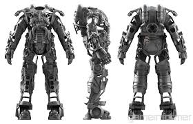 Power Armor Display Stand Httpmedia100gameinformerimagefeedscreenshotsFallout100 100