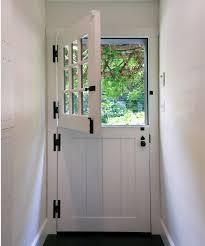 dutch door by c m windows