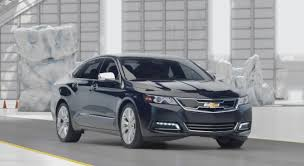 Stressed Out? 2014 Chevrolet Impala May Offer Some Relief