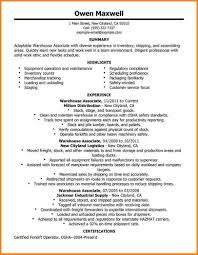 Resume Distribution Services Free Pisenegalphoto2424warehouseresumete 10